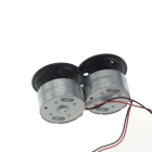 "25 * 24mm 3V 3660R 0.01A"" DVD Tray Spindle Motor"