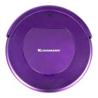 KliNSMANN KRV205 Strong Suction Double Side Brush Robot Vacuum Cleaner - Purple (EU Plug)