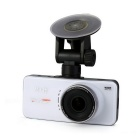 X5 Car Camera Recorder DVR w/ 2.7'' TFT, G-Sensor, 170 Degree View Angle, Radar Detector