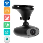 DDPai HD 1080P Wireless Car DVR Camcorder Wi-Fi Mini Recorder w/GPS / Remote Capture Wireless Button
