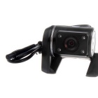 "A1 1080P 2.7"" FHD Car DVR Camcorder w/ Dual Cameras - Black + Orange"