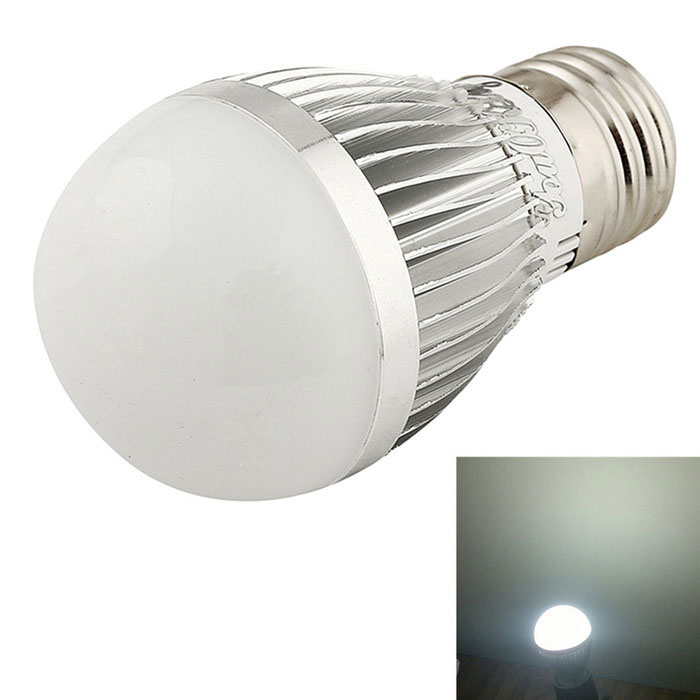 YouOKLight E27 5W 300lm 6-SMD LED Cold White Light Dimmable Bulb Lamp