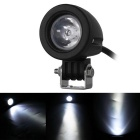 Waterproof 10W 850lm LED Spot Beam Round Work Light (DC 10~30V)