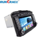 "Rungrace 8"" Android 2 Din Car DVD Player w/ BT, GPS, RDS, CANBUS, IPOD,DVB-T, Wi-Fi for Kia Sorento"