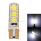 MZ T10 3W Car LED Clearance / Marker / Door Light White 6500K 6-SMD