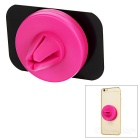 360' Rotary Air Vent Magnetic Fast Swift-Snap Car Mount Holder for IPHONE 6 / 6 PLUS - Deep Pink
