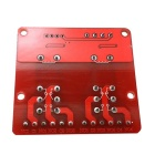 2-Channel 5V Low Level Dual Power Relay Module - Red + Blue