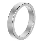 Magic Trick Prop Magnetic Ring - Silver (Size: S)