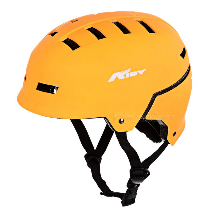 AIDY 16-Hole EPS Safety Helmet for Outdoor Cycling / Skating - Orange