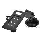 Mini G-Shape Neck Car Mount + Holder for Samsung S6 Edge Plus - Black