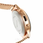 Sport Smart BT V4.0 Watch w/ Hands-free, Remote Photo - Rosy Gold
