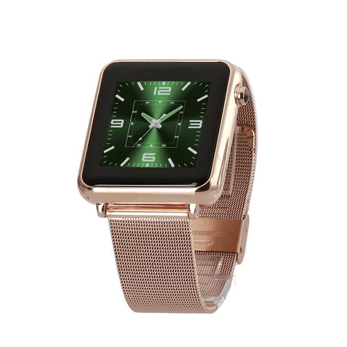 "DIWEINUO Android BT V3.0 Smart Watch w/ 1.54"", for IPHONE - Silver"
