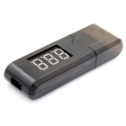 Lithium Battery Voltage Tester - Black