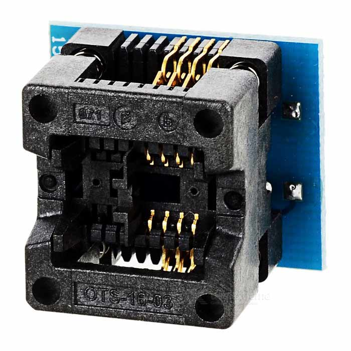 Gold-plating SOP8 to DIP8 Mount SOIC 8 150mil Bounce Mount