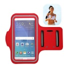 Sports Armband for Samsung Galaxy S6 / S5 / S4 - Red