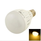 YouOKLight E27 3W 250lm 3000K 6-SMD 5730 LED Warm White Light Bulb - White (AC 85~250V)