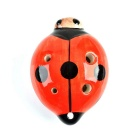 Ladybug Style 6-Hole C-Key Ocarina Musical Instrument - Red