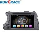 7-inch 2 Din Android 4.2 Car DVD Player for Ssangyong Acyton With BT, GPS, IPOD, Wi-Fi, ISDB-T