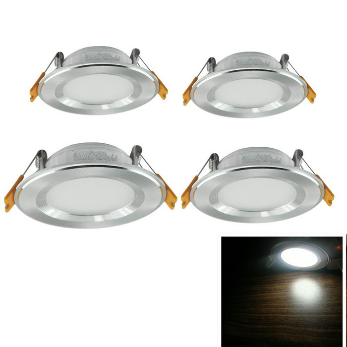 YouOkLight 5W 450lm White Light Ceiling Light Lamp w/Driver (4PCS)
