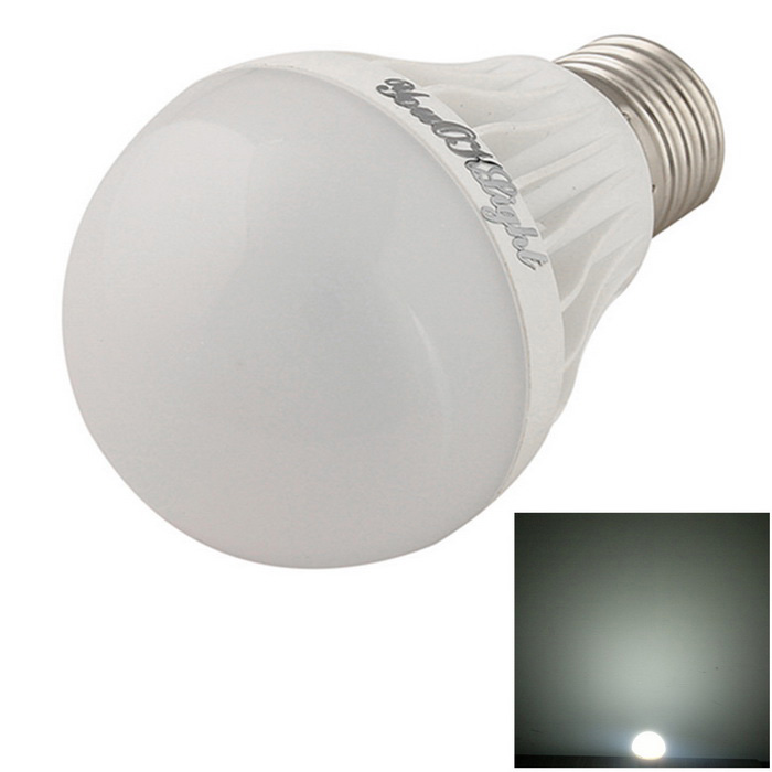 YouOKLight YK0049 E27 5W IR Induction Light Bulb Cold White 400lm