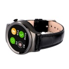 "T3 1.22"" GSM Smart Watch w/ UV Detection, Pedometer + More - Black"