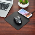 Cwxuan Qi 5V Wireless Charging Transmission / Mouse Pad - Black