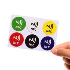 144 Bytes Writeable Programmable Smart Tags Compatible with all NFC Phone
