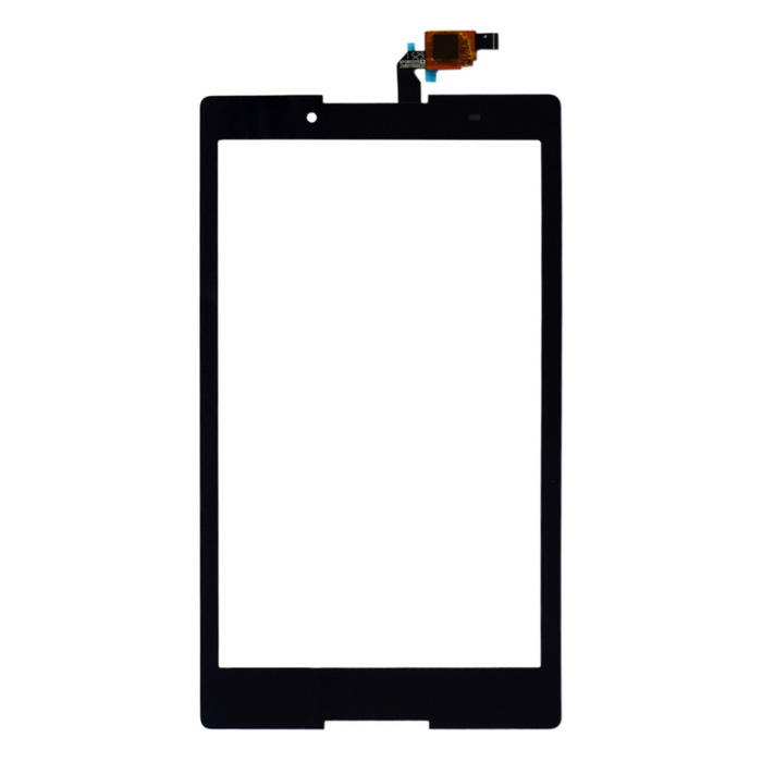 vervangende capacitive touch screen voor Lenovo TAB2 A8-50F - zwart