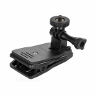 Backpack Clip Mount for GoPro Hero 4, 4 Session, 3+ 3 2, Xiaoyi,SJ4000