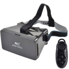 "RITECH 1 Virtual Reality Movie / Game 3D Magic Box for 3.5"" to 5.6"" Smart Phone - Black"