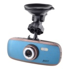 K9 Full HD 1080P 5.0MP 2.7 LCD Car Camcorder w/ Night Vision Function - Blue + Reddish Brown