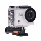 "EOSCN H9 2"" 12MP 4K Wi-Fi Sports Camera w/ Fish-eye Lens - White"