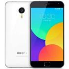 "MEIZU MX4 Pro Flyme 4.4 Octa-Core 4G Bar Phone w/ 5.5"" OGS, 3GB RAM, 16GB ROM, 20.7MP - Panda White"
