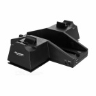 DOBE Console Cooling Fan + Dual Controller Charging Dock Base for PS4