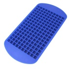 160 Small Silicone Ice Lattice Ice Tray - Blue