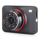 "2.7"" 1080P HD TFT Car DVR Camcorder Parking Camera w/ IR Night Vision / Delay Shutdown / HDMI"