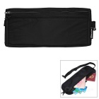 NatureHike Ultra-Thin Close-Fitting Anti-Theft Secure Wallet Waist Bag for Travel - Black