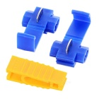Car Refitting Parts Fuse Tap Holder + Blade Fuses for DVR (Size MINI)