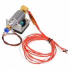 3D Printer RepRap J-Head Extruder Hotend 1.75mm Filament/0.4mm Nozzle