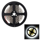 JRLED 48W 600-2835 SMD 4000lm 6500K White LED Light Strip w/ 3-Key Mini Controller (DC 12V / 5m)