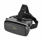 Universal Headband Virtual Reality 3D Glasses for Smartphone - Black