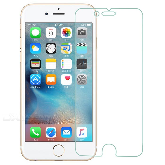 beschermende ABS screen protector guard film voor IPHONE 6S - transparant