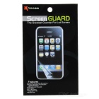 Protective ABS Screen Protector Guard Film for IPHONE 6S - Transparent