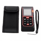 "SW-E60 60m 1.8"" Laser Distance / Area / Volume Meter w/ Bubble Level"