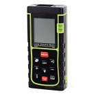 "LDM-E40 40m 1.8"" Laser Distance / Area / Volume Meter w/ Bubble Level"
