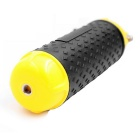 PANNOVO Slideproof Floating Grip for Gopor 3+/4/Session - Black+Yellow