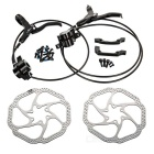 CYCLETRACK Bike Bicycle Hydraulic Disc Brake