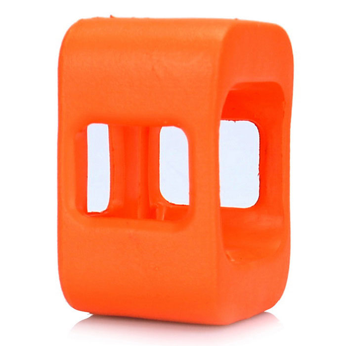 Camera Floaty Buoy Case for Gopro Hero 4 Session - OrangeBags &amp; Cases<br>Form  ColorOrangeModelN/AQuantity1 pieceMaterialEVAShade Of ColorOrangeCompatible ModelsOthers,Gopro Hero 4 SessionSizeSDimension- cmInner Dimension-Packing List1 * Buoy<br>
