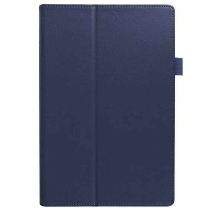 PU Leather Smart Case w/ Stand for Sony Xperia Tablet Z4 - Deep Blue