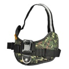 CADEN Dog Pet Chest Shoulder Strap Mount for GoPro Hero 4 3 3+ SJ4000